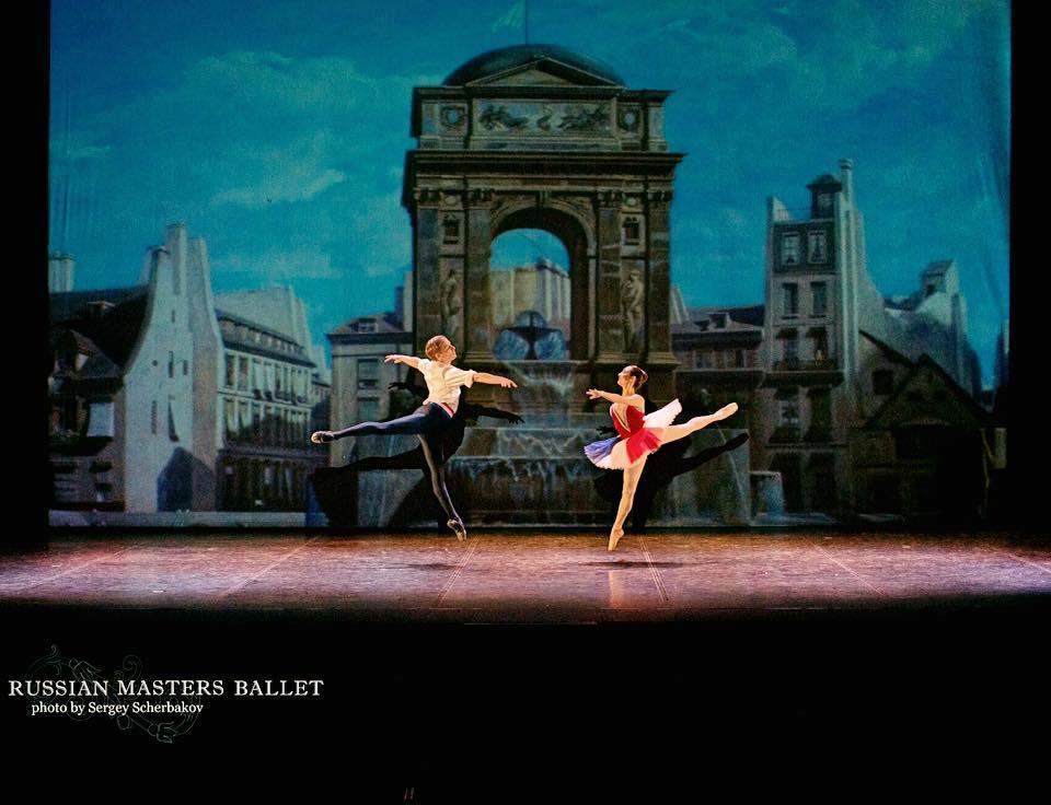 Slava Tütükin - Flame of Paris | Foto: bz Russian Masters Ballet - Sergey Scherbakov