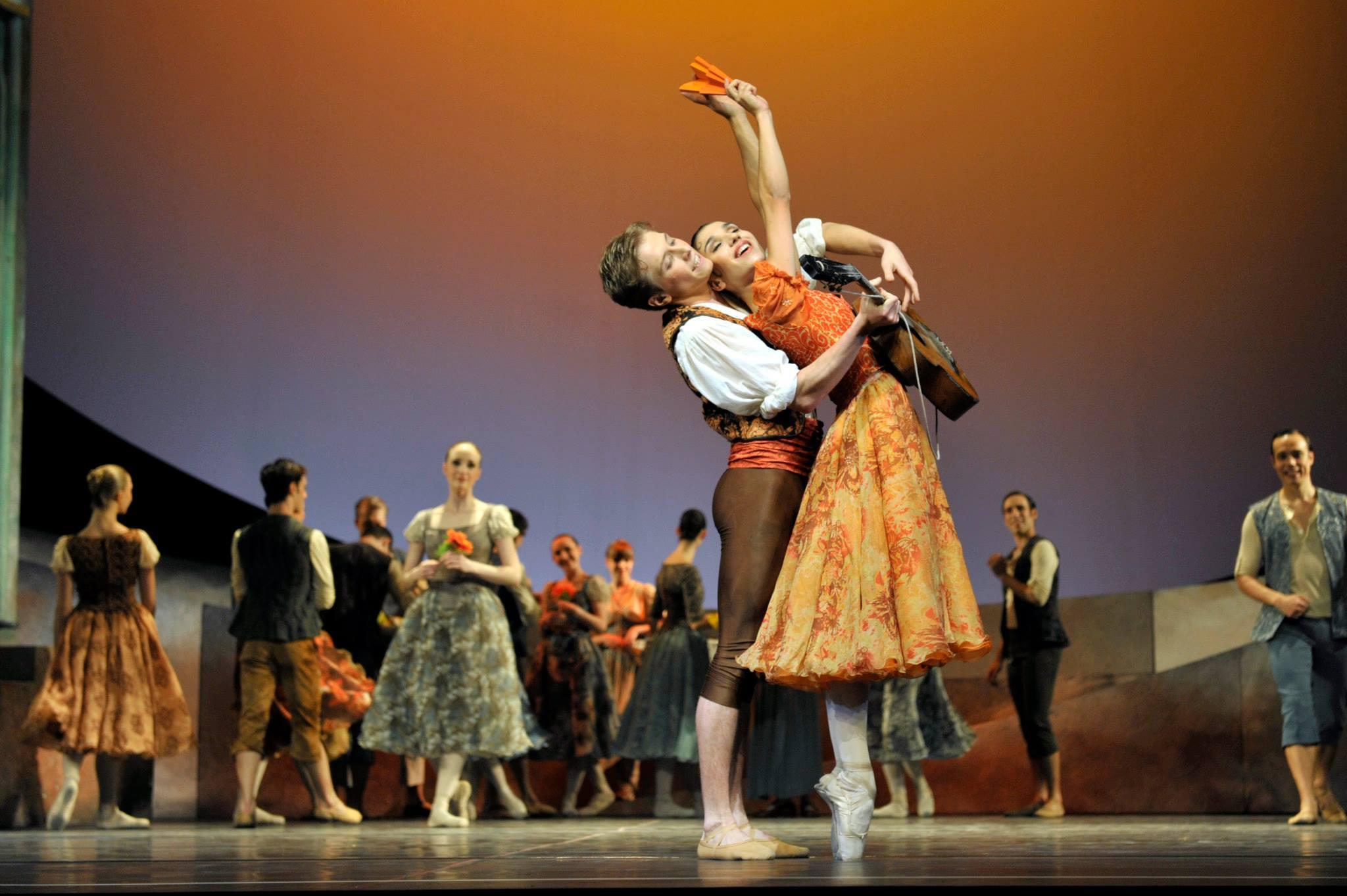 Slava Tütükin - Don Quijote | Foto: Theater Magdeburg